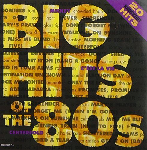 Big Hits Of The 80's Big Hits Of The 80's Basil Squier Nevil Miller