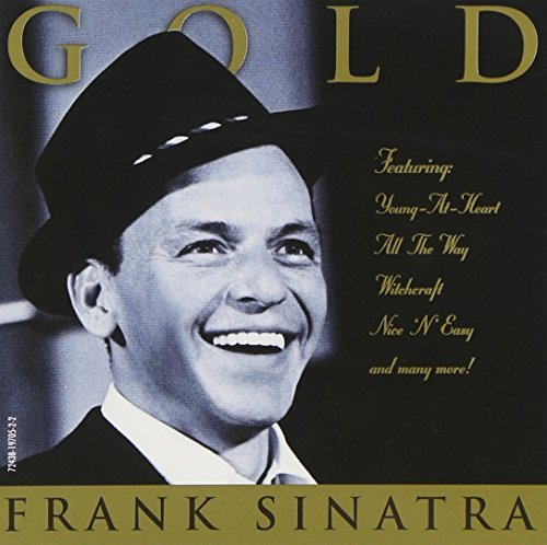 Frank Sinatra Gold Repackaged Avail. From 9 1 To 12 31 Only