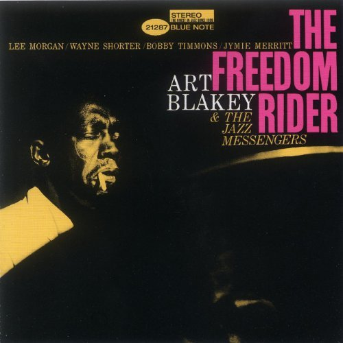 Blakey Art Freedom Rider Feat. Shorter Morgan Timmons