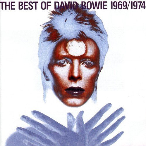 David Bowie 1969 1974 Best Of David Bowie Import Swe