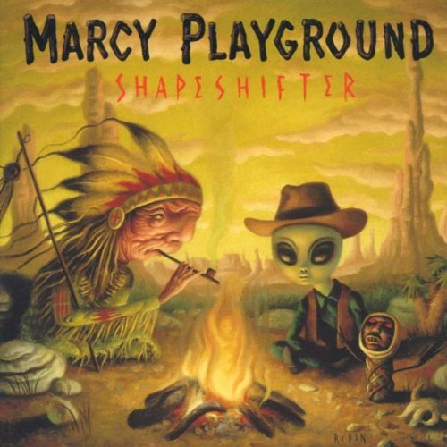 Marcy Playground Shapeshifter Enhanced CD