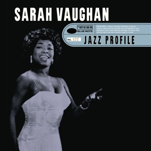 Sarah Vaughan Jazz Profile Jazz Profile Series