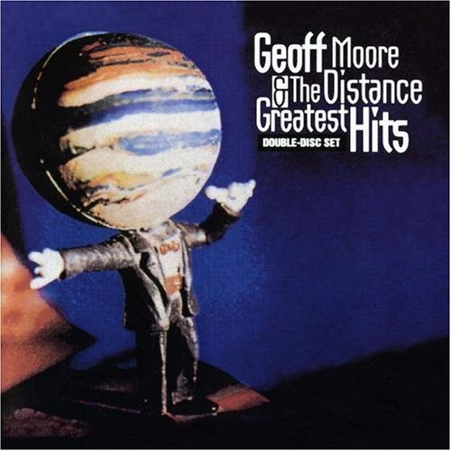 Geoff & The Distance Moore Greatest Hits 2 CD Set