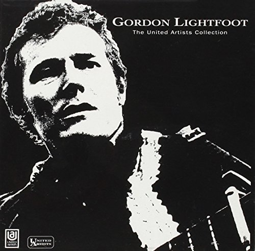 Gordon Lightfoot United Artists Collection 2 CD