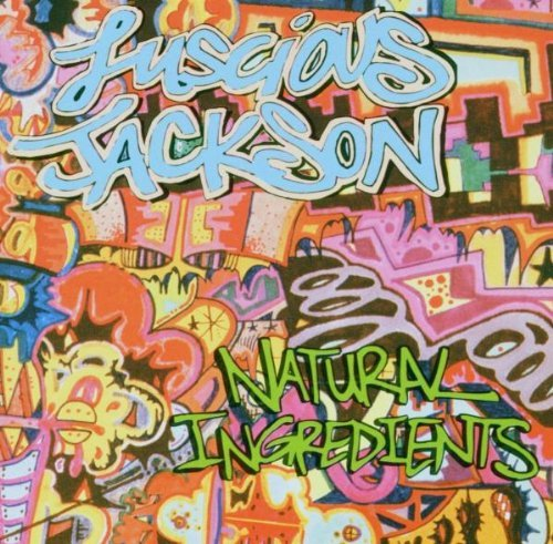 Luscious Jackson Natural Ingredients