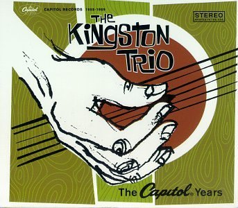 Kingston Trio Capitol Years 4 CD Box Set Incl. 48 Pg. Booklet