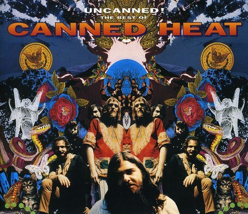 Canned Heat Best Of Uncanned Heat