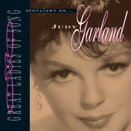 Judy Garland Spotlight On Judy Garland