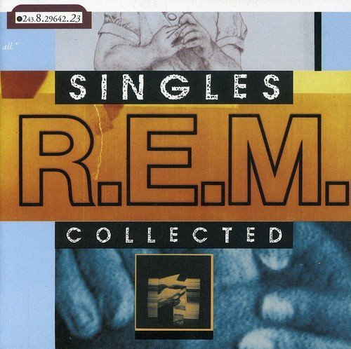 R.E.M. Singles Collected Import Aus