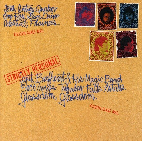 Captain Beefheart Strictly Personal Import Net