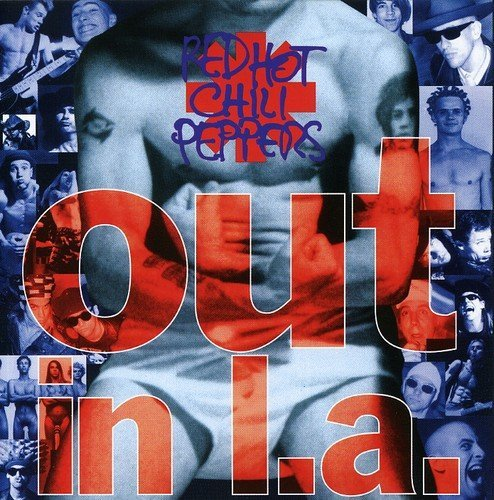Red Hot Chili Peppers Out In L.A. Import Eu