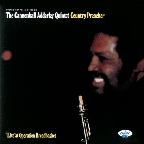 Cannonball Adderley Country Preacher
