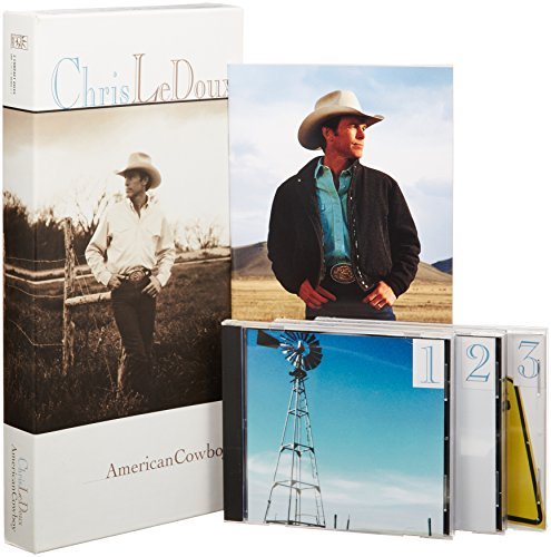 Chris Ledoux 1972 94 American Cowboy 3 CD