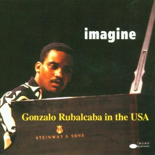 Gonzalo Rubalcaba Imagine Live In America Import Eu