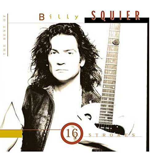 Squier Billy Best Of 16 Strokes