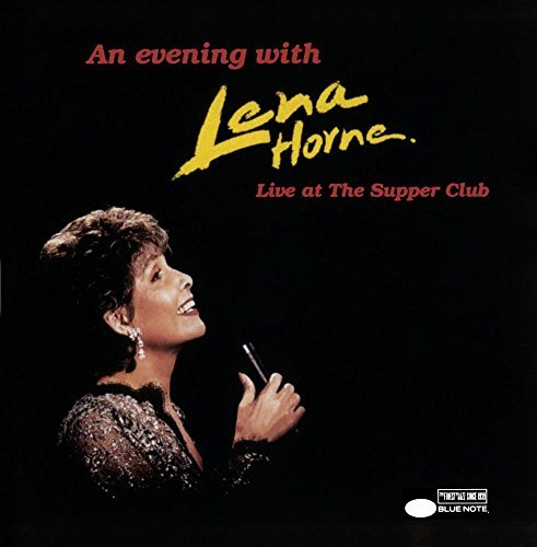 Lena Horne Evening With Lena