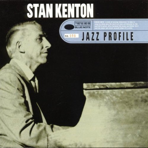Stan Kenton Jazz Profile Jazz Profile Series