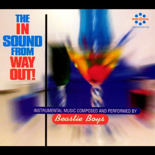 Beastie Boys In Sound From Way Out!