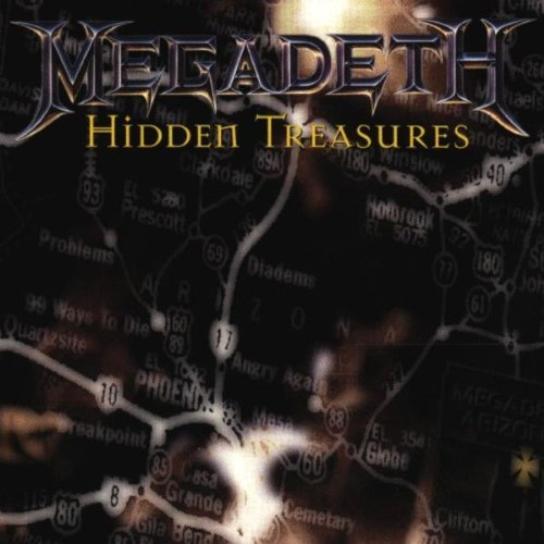 Megadeth Hidden Treasures Ep