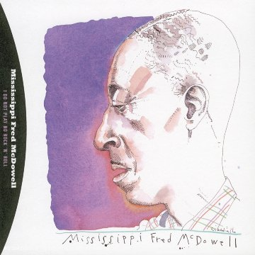 Mississippi Fred Mcdowell I Do Not Play No Rock 'n' Roll 2 CD