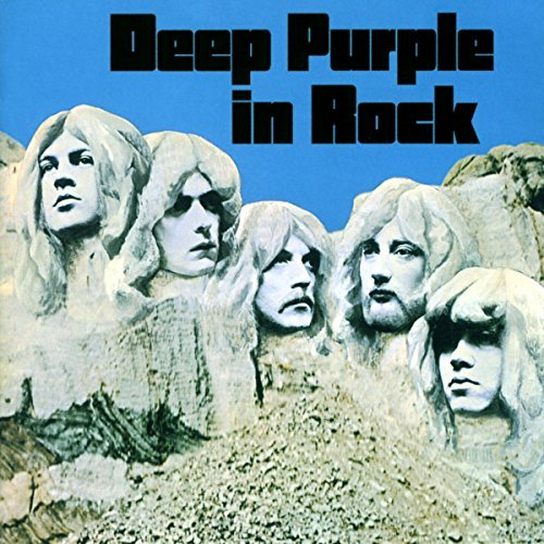 Deep Purple In Rock 25th Anniversary Import Gbr Incl. Bonus Tracks