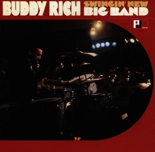 Buddy Rich Swingin' New Big Band Incl. Bonus Tracks