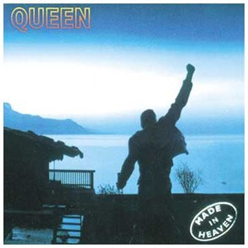 Queen Made In Heaven Import Aus