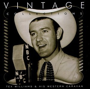 Tex Williams Vintage Collection Series