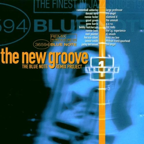 New Groove Blue Note Remix Pr New Groove Blue Note Remix Pr Import Deu