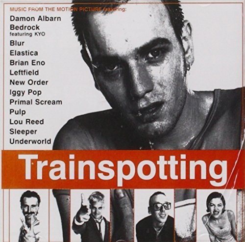 Trainspotting Soundtrack Import Eu Soundtrack