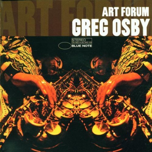 Greg Osby Art Forum Import Eu