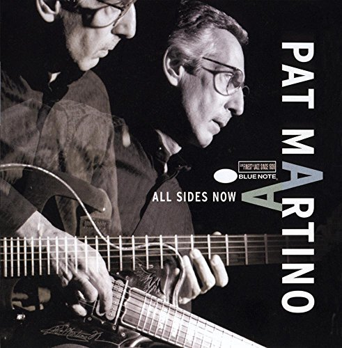 Pat Martino All Sides Now Import Gbr