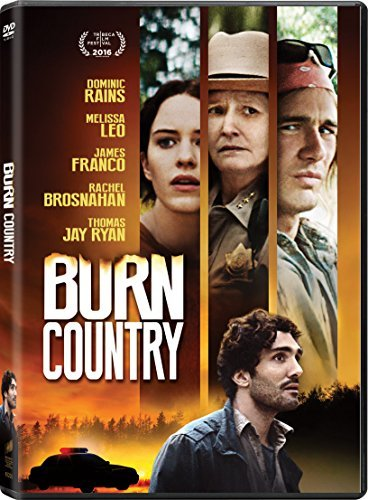 Burn Country Franco Leo Rains DVD Nr