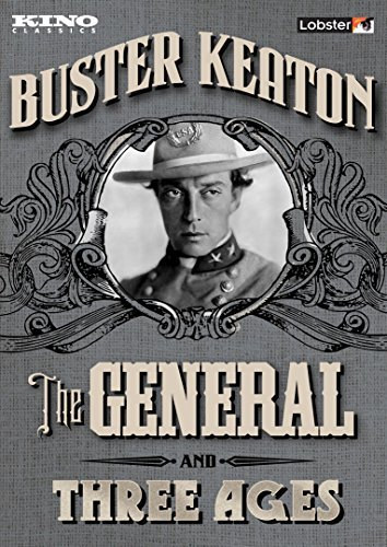 The General Three Ages Buster Keaton Double Feature DVD Nr