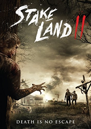 Stake Land 2 Damici Paolo DVD Unrated