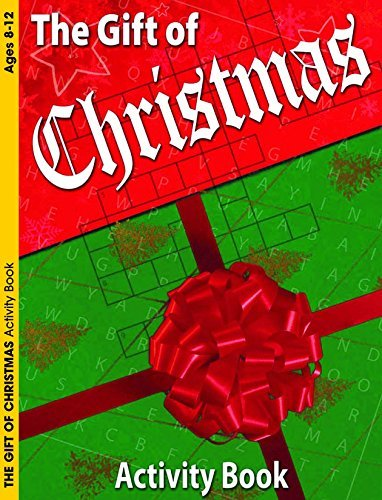 Warner Press The Gift Of Christmas Activity Book