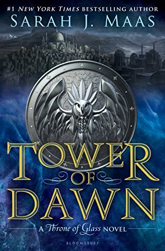 Sarah J. Maas Tower Of Dawn