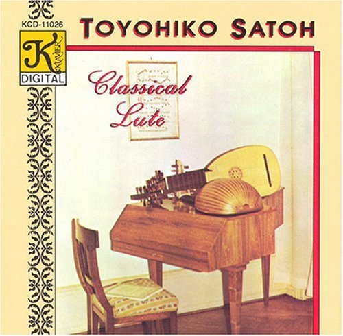 Bach Visse Weiss Classical Lute Satoh*toyohiko
