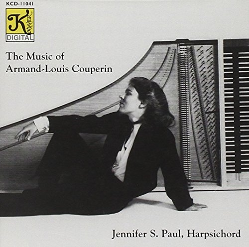 A. Couperin Music Of Armand Louis Couperin Paul*jennifer