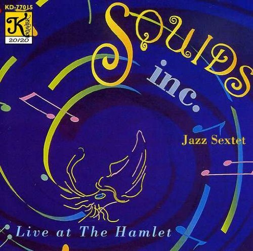 Squids Inc. Live At The Hamlet