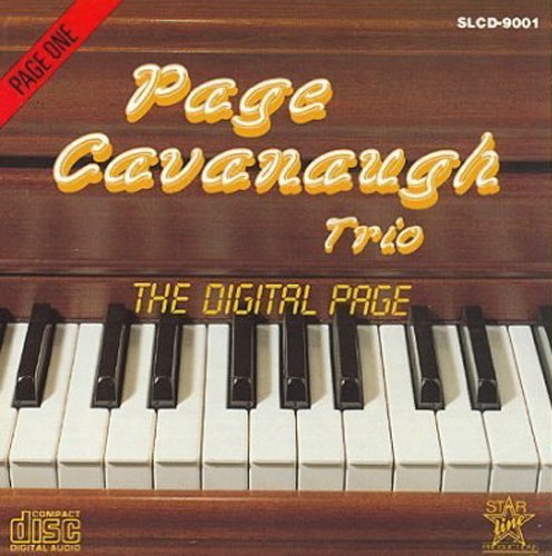 Page Trio Cavanaugh Page One