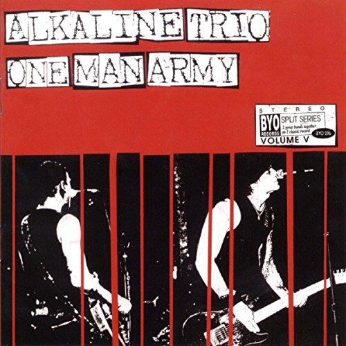 Alkaline Trio One Man Army Vol. 5 Split Series Vol. 5 Split Series