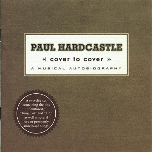 Paul Hardcastle Cover To Cover
