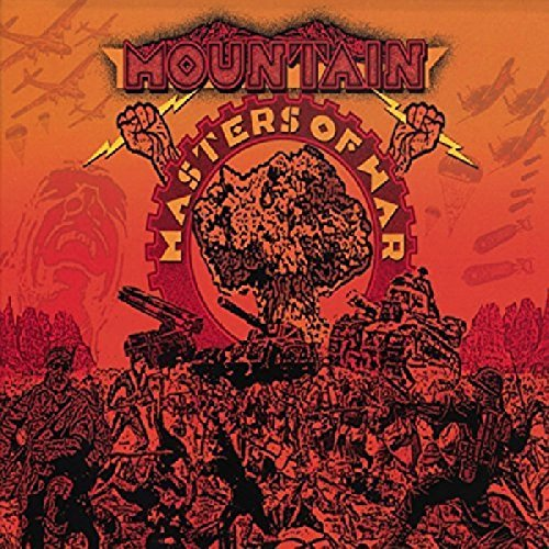 Mountain Masters Of War 2 CD Set Digipak