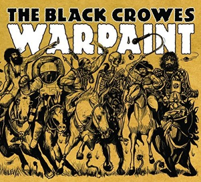 Black Crowes Warpaint