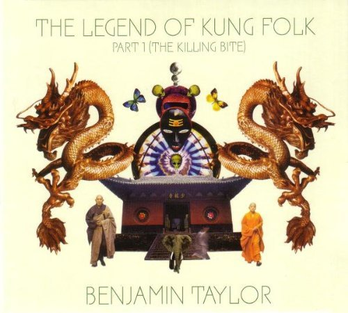 Benjamin Taylor Legend Of Kung Folk Pt. 1 Killing Bite