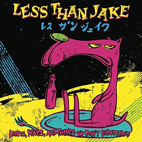 Less Than Jake Losers Kings & Things We Don't 2 CD Set