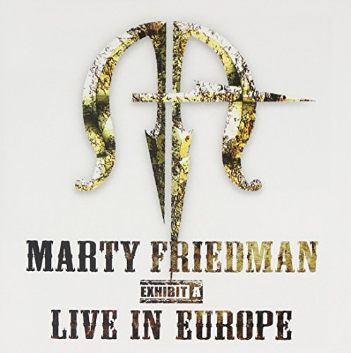 Marty Friedman Live In Europe