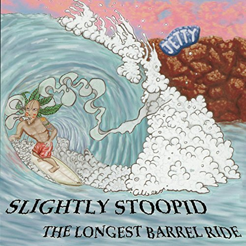 Slightly Stoopid Longest Barrel Ride Slightly S 2 CD Set