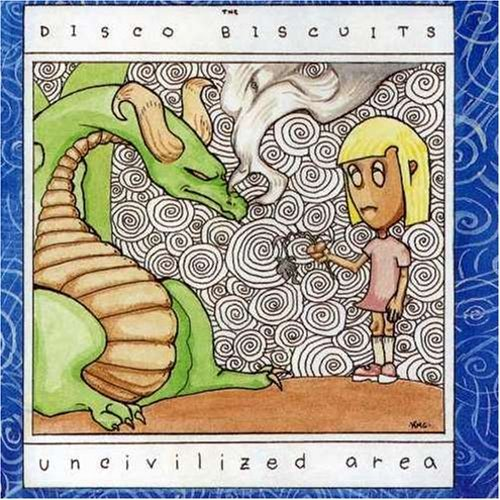 Disco Biscuits Uncivilized Area